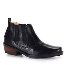 Bota Country Masculina Rafarillo West - Preto