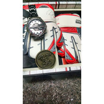 Kit Relógio Comemorativo Rogerio Ceni Edição Limitada