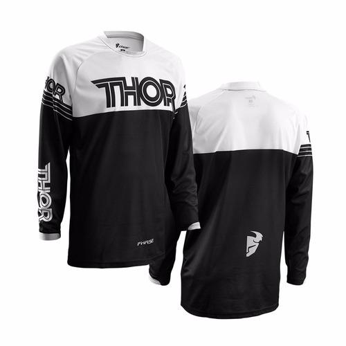 Camisa Thor Phase 16 Hyperion - Preto / branco - Tam. M