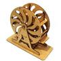 Roda Gigante Miniatura P/ Decoração Roda Giratória - Enfeite