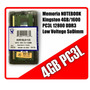Memoria 4gb/1600 Pc3l Low Voltage Notebook Kingston