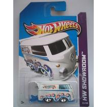 Hotwheels Volkswagen Kool Kombi - 169/250 - Coleção 2013