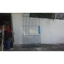 Portao De Garagem Ferro 3.90 X 2.45