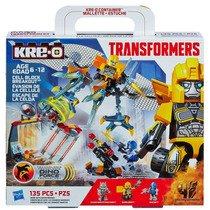 Kre-o Transformers - Cell Block Breakout - Hasbro