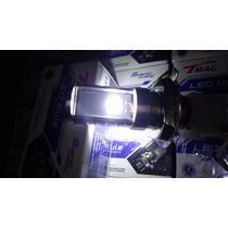 Lampada Farol Moto Led H4 3 X Mais Forte.45,00 Reais.só Aqui