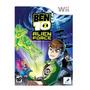 Jogo Novo Lacrado Ben 10 Alien Force Para Nintendo Wii