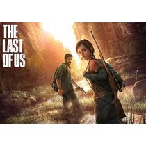 Poster Cartaz Jogo The Last Of Us #a