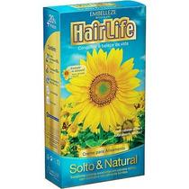 Creme Alisante Solto & Natural Hair Life Embelleze