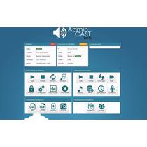 Painel Vox Streaming Com Aacp, Player Celular Agendamento
