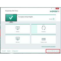 Kaspersky Internet Security 2015 - Licença Até 2017 3pcs