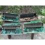 Placas Antigas Eletronicas Capacitor Lote Com 4