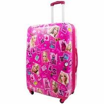 Mala De Viagem Barbie Fantasy Grande