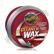 Cera Carnauba Paste Cleaner Wax Espelhamento Meguiars 311gr