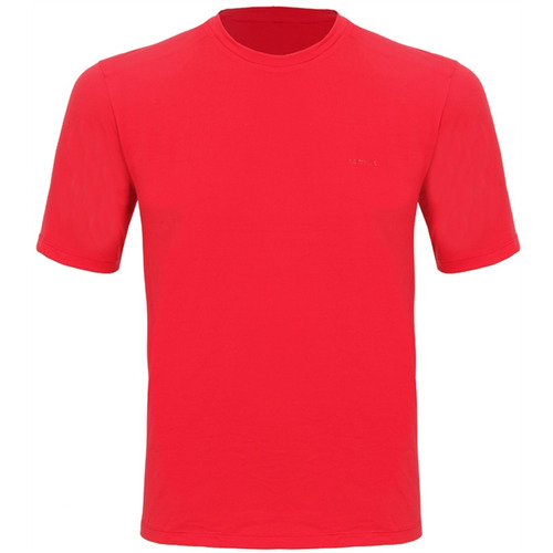 Camiseta Masculina Silver Mc Verm. Curtlo Vma202 - Vermelha
