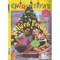 Revista Chiquititas (1998) - Edição 21 - Editorial Atlântida