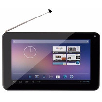 Tablet Midi Tv Digital Tela De 7 Dual Câmera Android 4.0