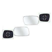 Par Lente Espelho Retrovisor Focus 09 Até 13 C Base Ld + Le