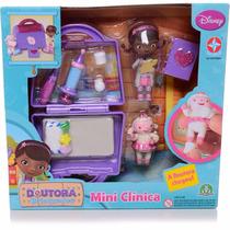 Doutora Brinquedos Mini Clínica - Estrela