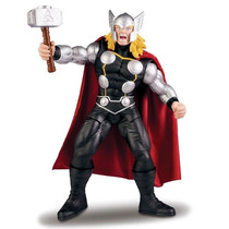 Boneco Thor Premium Gigante 55 Cm - Mimo Brinquedos Oferta!!