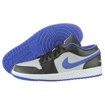 Tênis Nike Air Jordan 1 Low N 553558 007