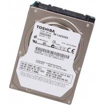 Hd 160gb Toshiba Mk1665gsx Notebook 2.5 Sata Hdd2h85 160 Gb