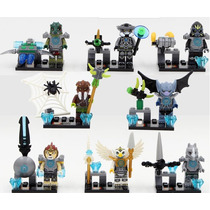 Chima Boneco Laval Eris Cragger Gorzan Rogon = Lego