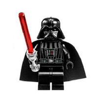 Star Wars Darth Vader Guerra Nas Estrelas Minifigures Cd 808