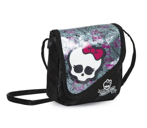 Bolsinha Skullette Monster High 15 Sestini