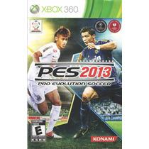Manual De Instrucoes Pes 2013 Xbox 360 /original/completo