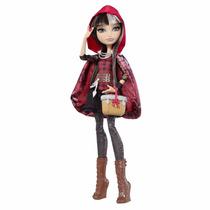 Boneca Ever After High Rebel - Cerise Hood - Mattel