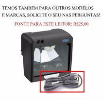Cabo Usb Para Leitor Datalogic Vs2200