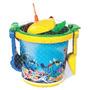 Kit 23 Baldinhos Praia - Para Lembrancinha - Veja O Vídeo