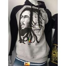 Moletom Bob Marley - Promoção Últimas Peças
