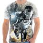 Camisa Camiseta Homem De Ferro Iron Man Heroi Filme Tony 22