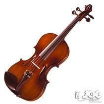 Violino 4/4 Ebano Melhor Madeira E Som Preço Antigo! Lacrado