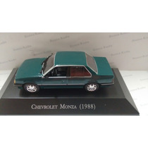 Carros Inesquecíveis Chevrolet Monza 1988