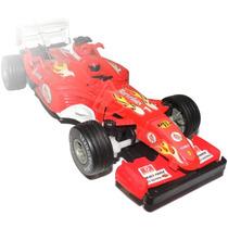 Carrinho Controle Remoto Formula 1 + 1 Luneta Jws