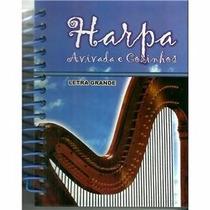 Harpa Cristã Letra Grande Com Corinhos Capa Espiral Masculin