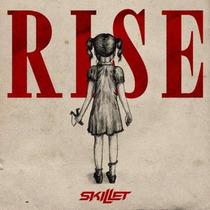Cd/dvd Skillet Rise (deluxe) [eua] Novo Lacrado