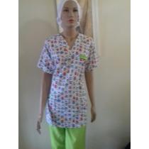 Pijama Cirurgico Estampas