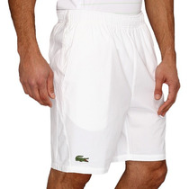 Bermuda Lacoste - Andy Roddick Tennis Shorts - Armani