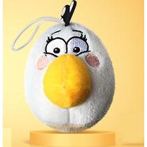 Pelucia Angry Birds Matilda - Coleção Lanche Mc Donalds
