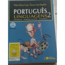 Livro Português E Linguagens Volume 2 William Roberto Cereja