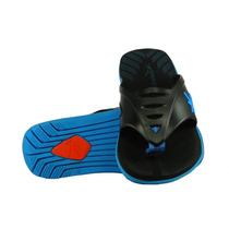 Chinelo Kenner Level - Preto/azul - Original