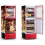 Cervejeira Double Cerveja E Refrigerante 600 Lts Refrimate