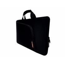 Capa Case P/ Notebook 17.3 Polegadas C/ Bolso Externo E Alça