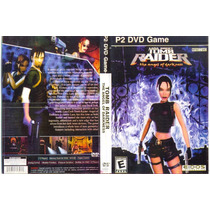 Game Lacrado Ps2 Tomb Raider The Angel Of Darkness