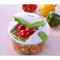 Processador Fatiador Picador Cortador Legumes Verduras Fruta