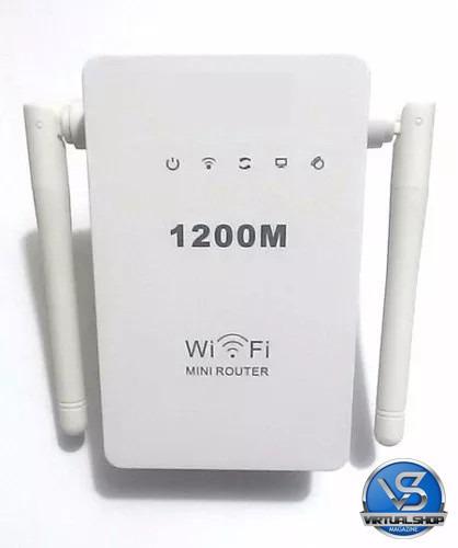 Repetidor de sinal wifi wireless roteador 2 antenas - Repetidor de wifi ...