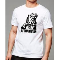 007- Camisetas Afiganistao